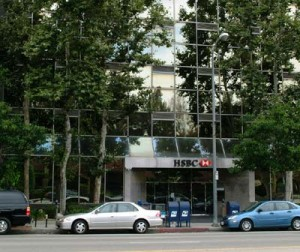 HSBC Office Building on Ventura Blvd
