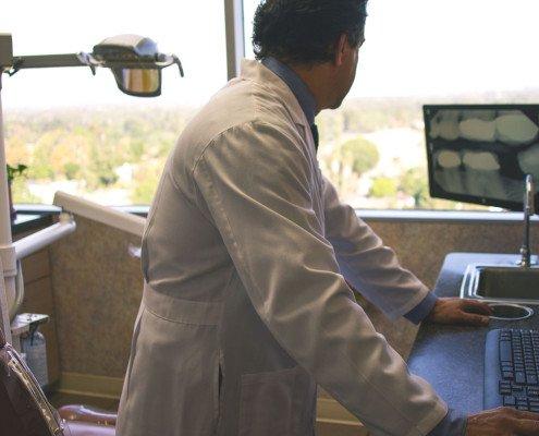 Dental X-Ray Imaging-Daniel N. Galaif, D.D.S.-Encino Dentist