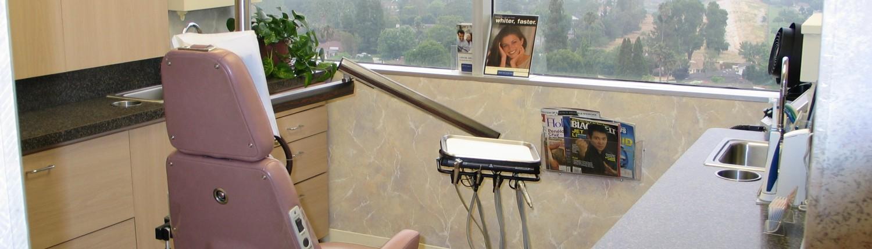 Patient Room View 6-Daniel N. Galaif, D.D.S.-Encino Dentist