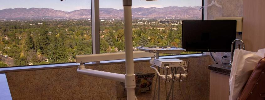 Patient Room View 3-Daniel N. Galaif, D.D.S.-Encino Dentist